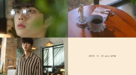 그룹 바이브의 '이 번호로 전화해줘' 뮤직비디오 예고편. / 제공=메이저나인