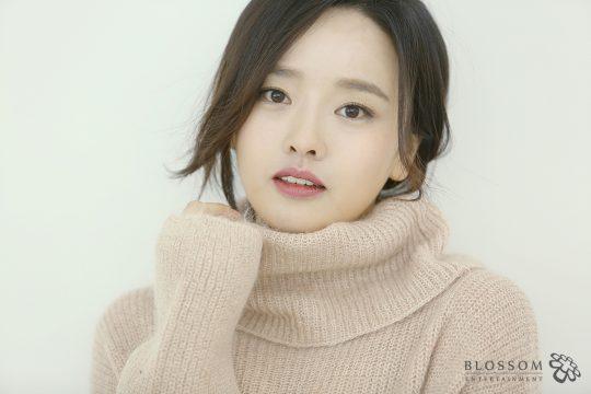 tvN 새 월화드라마 '블랙독'에 출연하는 배우 권소현. /사진제공=블러썸 엔터테인먼트