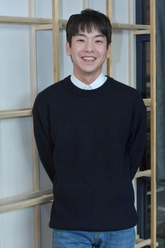 배우 안승균이 8일 오후 서울 여의도 KBS 누리동 스튜디오에서 열린 KBS 드라마스페셜 2019의 일곱 번째 이야기 '사교-땐스의 이해' 간담회에 참석했다. / 사진제공=KBS