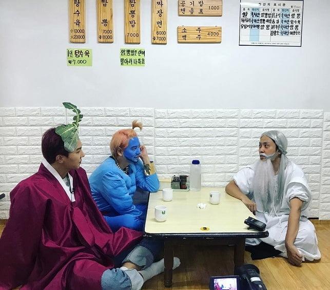'신서유기7'(사진=신서유기 SNS)