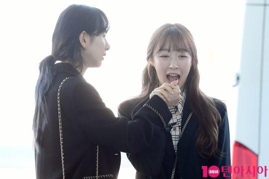 그룹 우주소녀 설아, 수빈