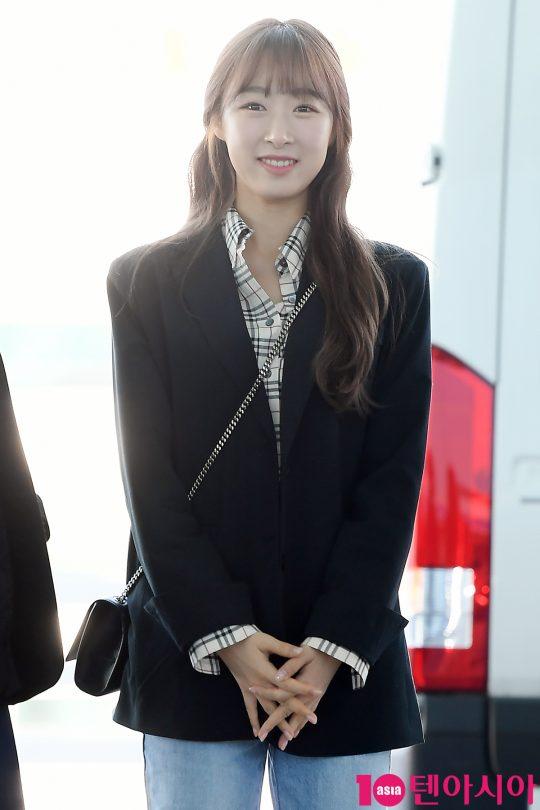 그룹 우주소녀 수빈