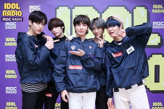 TXT(사진=MBC '아이돌라디오')