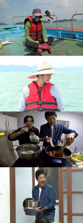 '동상이몽2' 최수종·하희라 부부. /사진제공=SBS