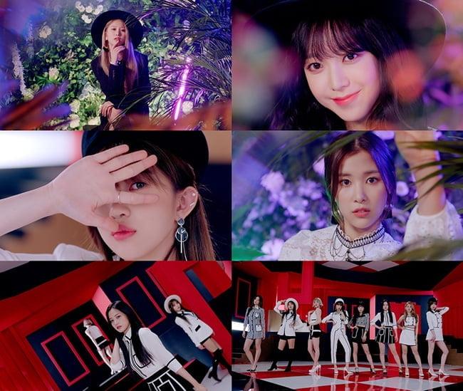 '소희 합류' 네이처, 미니 2집 타이틀곡 'OOPSIE(웁시)' 뮤직비디오 티저 2탄 공개