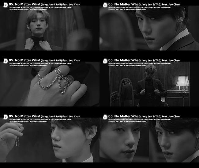 `독보적 카리스마` 골든차일드, 수록곡 'No Matter What' 트레일러 공개