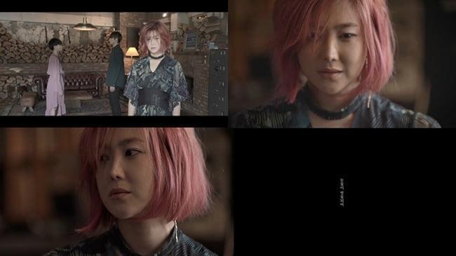 솔비, 신곡 '눈물이 빗물 되어' 뮤직비디오 티저 공개
