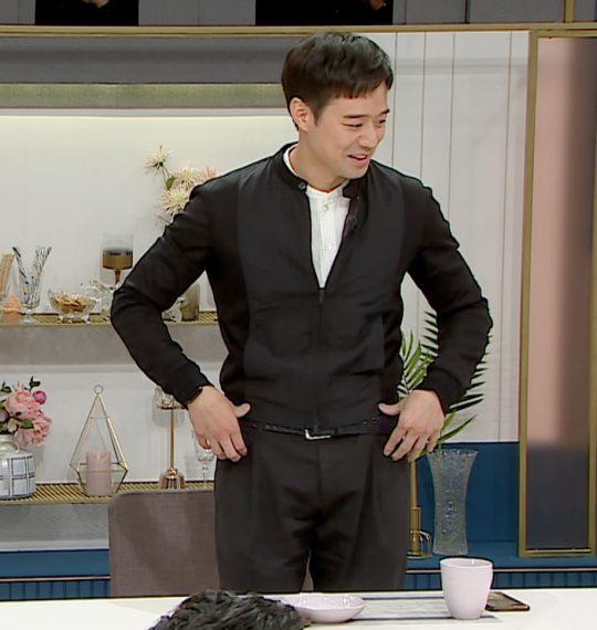 '냉장고를 부탁해'에 출연한 배우 천정명./사진제공=JTBC