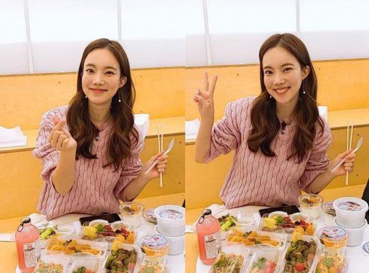 /사진=김나희 인스타그램