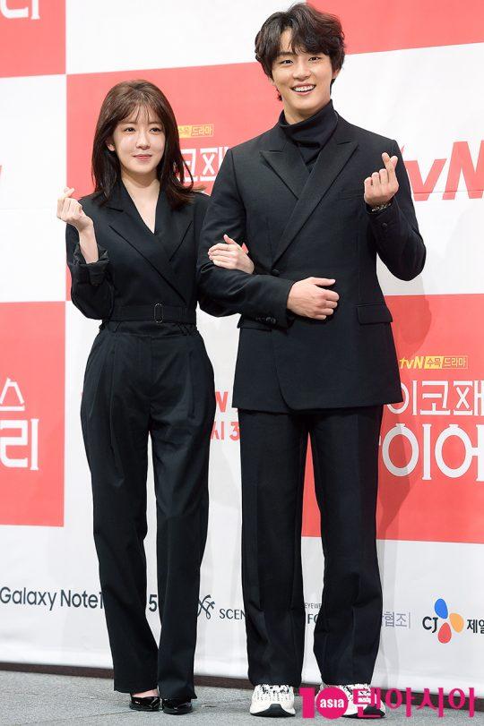 배우 정인선, 윤시윤