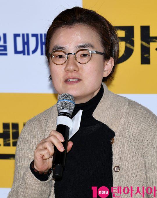 영화 '카센타'로 장편 연출에 데뷔하는 하윤재 감독. /조준원 기자 wizard333@
