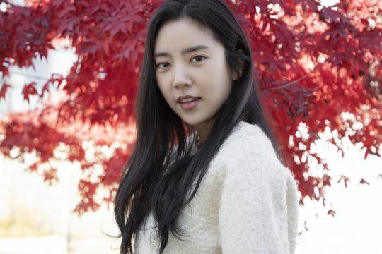 지난 21일 종영한 KBS2 수목드라마 '동백꽃 필 무렵'에서 향미 역을 맡은 배우 손담비. / 사진제공=키이스트