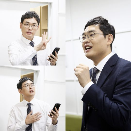 코미디언 박영진. / 제공=JDB 엔터테인먼트