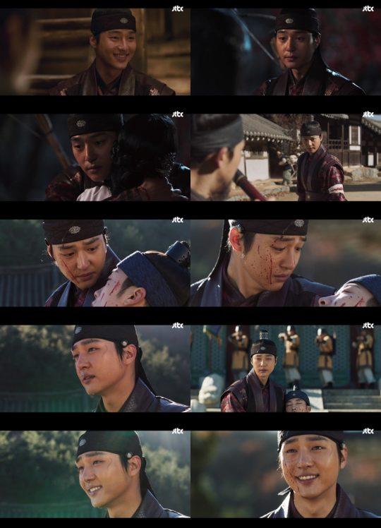 사진=JTBC '나의 나라' 방송화면 캡처