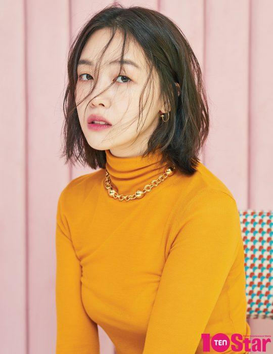방민아 '텐스타' 12월호 표지 장식...청순부터 섹시까지 '팔색조' 매력