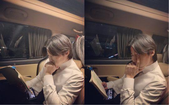 '빅데이터 연애'의 송재림./사진제공=tvN 드라마 스테이지 2020