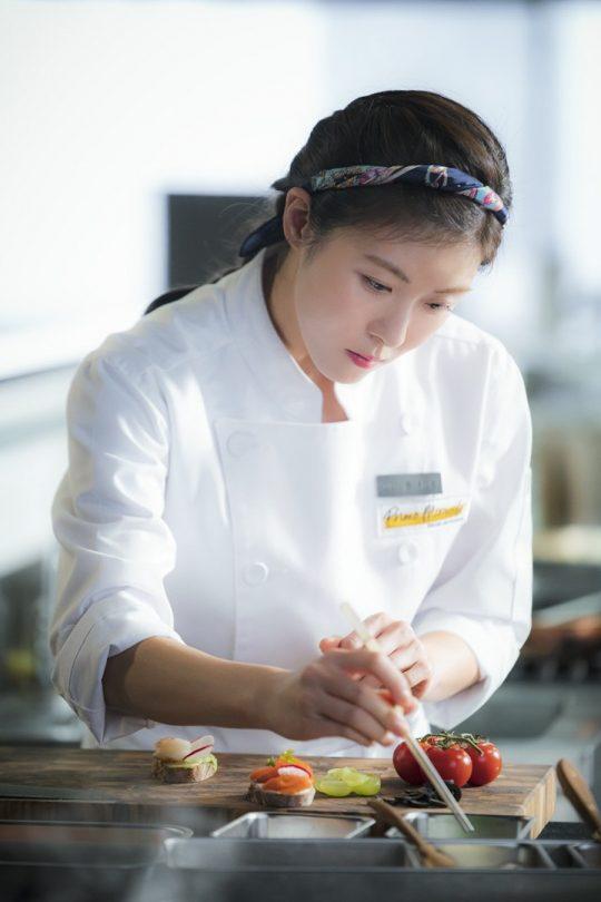 '초콜릿' 하지원./ 사진제공=드라마하우스, JYP픽쳐스