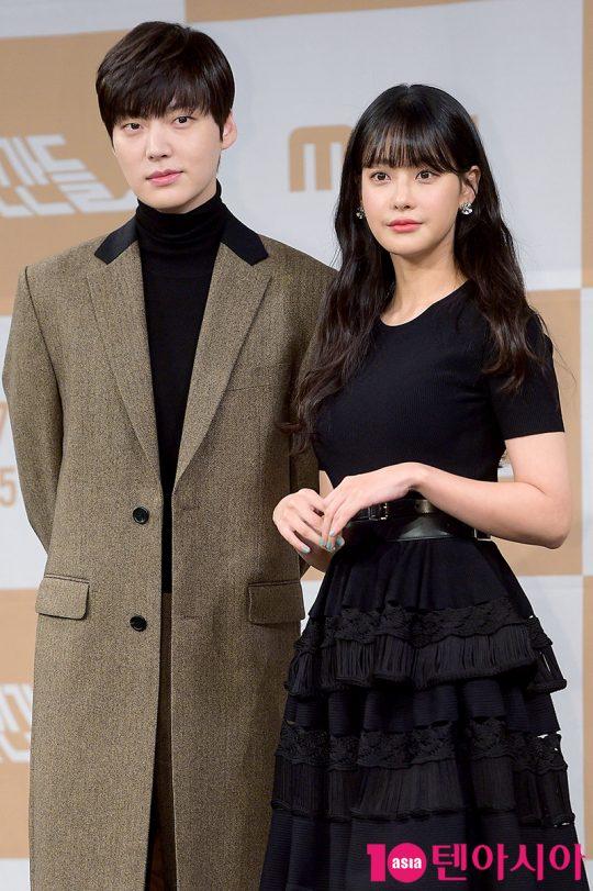 배우 안재현(왼쪽), 오연서./사진=텐아시아DB