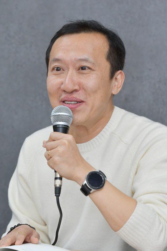 KBS2 수목드라마 '동백꽃 필 무렵' 연출을 맡은 차영훈 PD가 28일 오후 서울 여의도 KBS 별관에서 인터뷰를 가졌다. / 사진제공=KBS