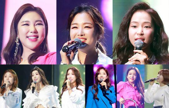'미스트롯' 콘서트 시즌2 '청춘'./ 사진제공=포켓돌스튜디오