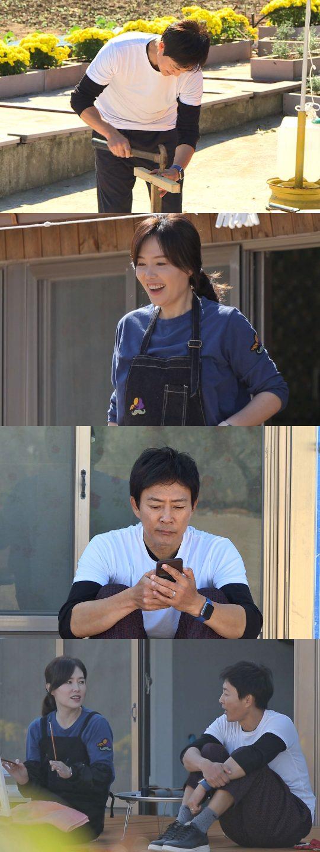 '동상이몽2' 최수종-하희라./ 사진제공=SBS