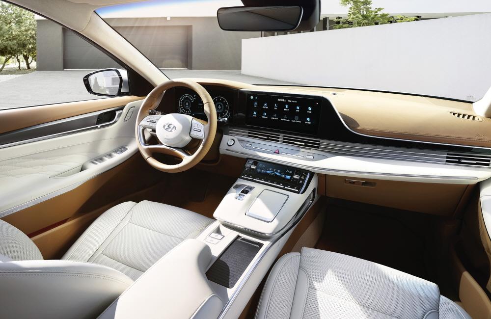 현대차, 신형 그랜저 사전계약 '3,294만원부터'