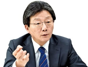 """[인터뷰] 유승민 의원 """"보수 통합?…한국당 완전 해체하고 새 집 지어야"""""""