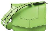 바이레도 핸드백 '레어 버드'…열대 조류의 화려한 색을 훔쳤다