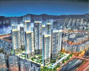 르엘 신반포 센트럴, 반포우성 재건축…고속터미널 등 트리플 역세권