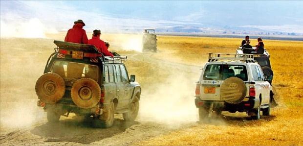 케냐·탄지니아 등 아프리카 7개국 완전 일주