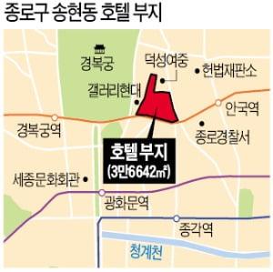 10여년 방치된 경복궁 옆 송현동 땅에 '숲·문화공원' 들어서나