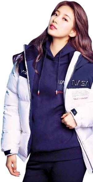 K2, 수지패딩 '앨리스 롱 다운'…여성의 당당함·카리스마