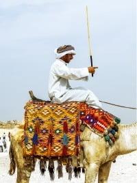 스핑크스가 묻는다, 이집트 어디까지 아니?