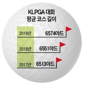 멀리·똑바로·정확히…KLPGA '팔방미인'시대