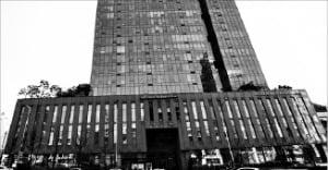 신한리츠, 임대료 다툼으로 청담동 상업시설 리츠 설립 무산