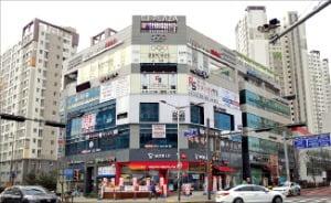인천 구월동 수익형 빌딩