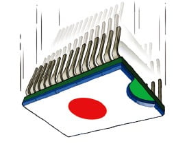 [천자 칼럼] 일본 반도체의 몰락