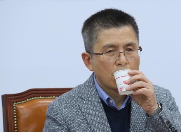 자유한국당 황교안 대표. 사진=연합뉴스