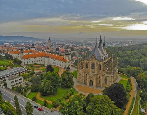[Travel Abroad] 체코 소도시 여행 2…쿠트나 호라