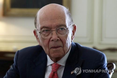 """美상무 """"한국·일본과 좋은 대화""""…자동차 고율관세 제외 시사"""