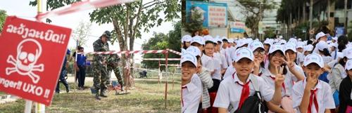 코이카, 메콩강 4개국에 '지뢰없는 평화마을' 조성한다