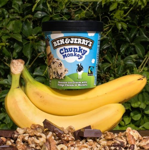 롯데마트, 미국 아이스크림 벤앤제리스 판매