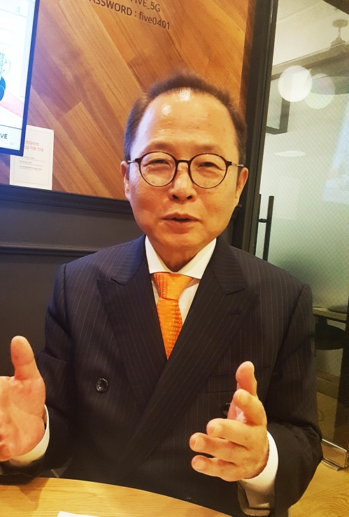 """[인터뷰] 전충헌 한베콘텐츠협회장 """"한·베는 한 배입니다"""""""