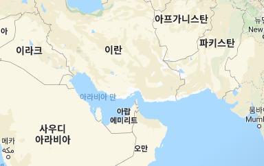 """이란 """"영공 침범한 외국 드론 1대 격추"""""""