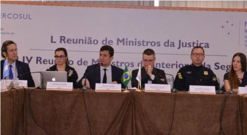 남미공동시장 '범죄와의 전쟁' 공조…경찰 국경 통과 허용