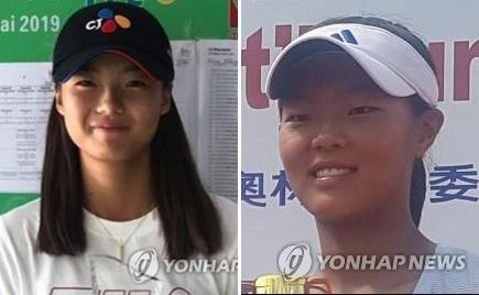 구연우·백다연, 서귀포 국제주니어테니스 단식 결승 맞대결
