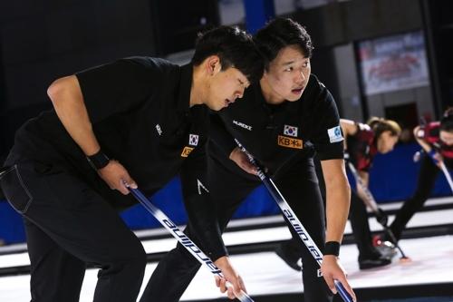 남자컬링, 일본 대파하고 아·태선수권 '전승 우승'