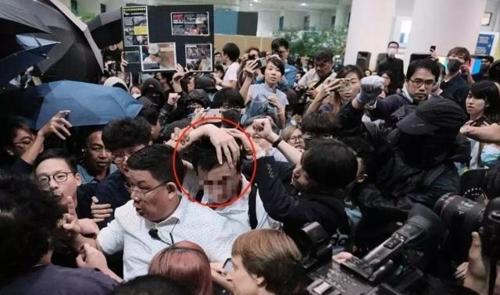 중국 당국, 본토 학생 폭행 홍콩 시위대 비난