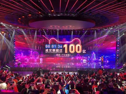 中 11·11 쇼핑축제 韓제품 선전…삼성·후 '1억위안 클럽'