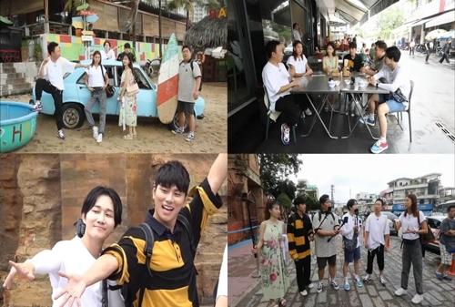 tvN '더 짠내투어' 100회 특집은 베트남 유람